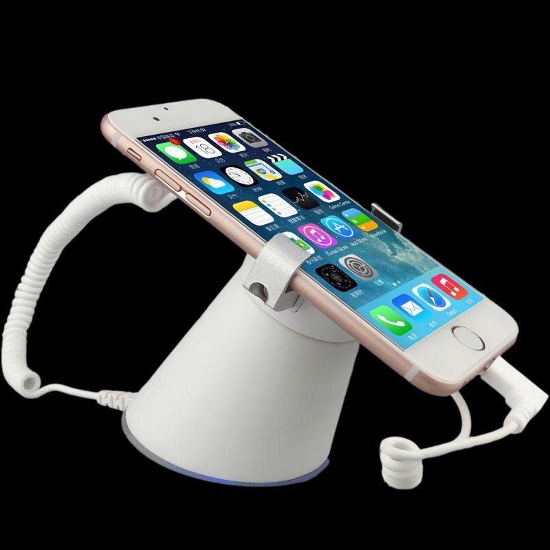 Cell phone antitheft display alert gripper atnilost