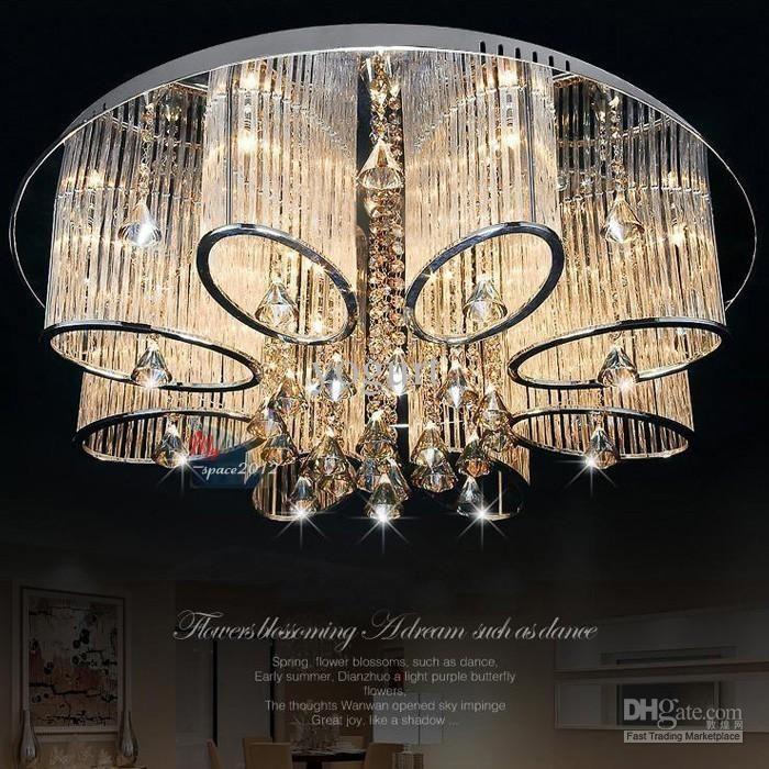 Wholesale Led Lights Buy New Modern Chandelier Living