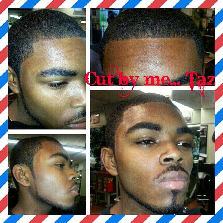 Black barber porn