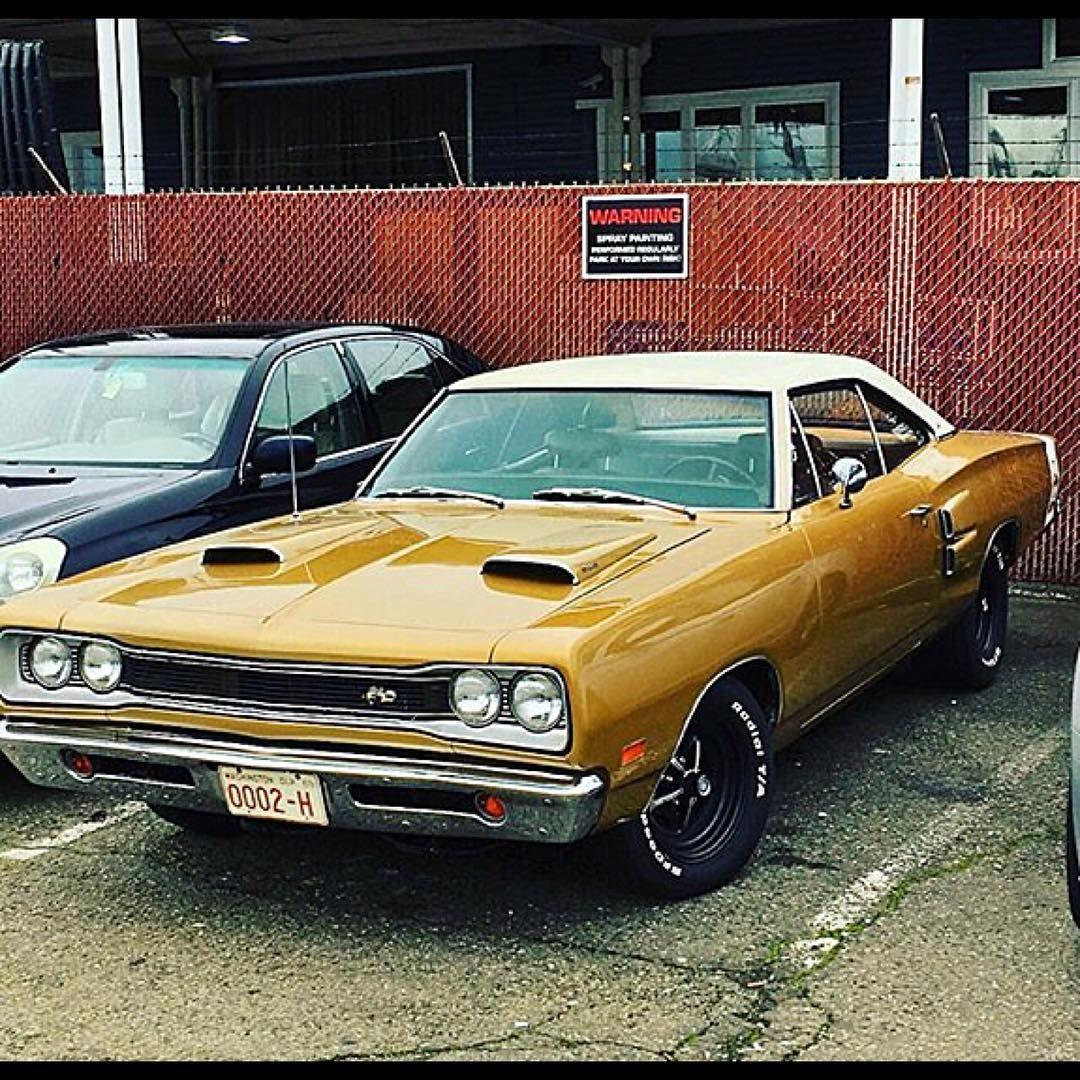 1969 Dodge Coronet Super Bee #DodgeChargerclassiccars