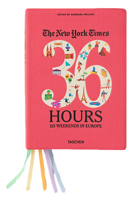 36 Hours in Europe - Matchbook Magazine