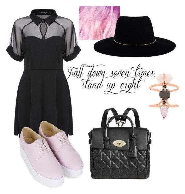 """""""Senza titolo #306"""" by lady-cherries00 ❤ liked on Polyvore featuring Mulberry, Samantha Wills, Topshop and Zimmermann"""
