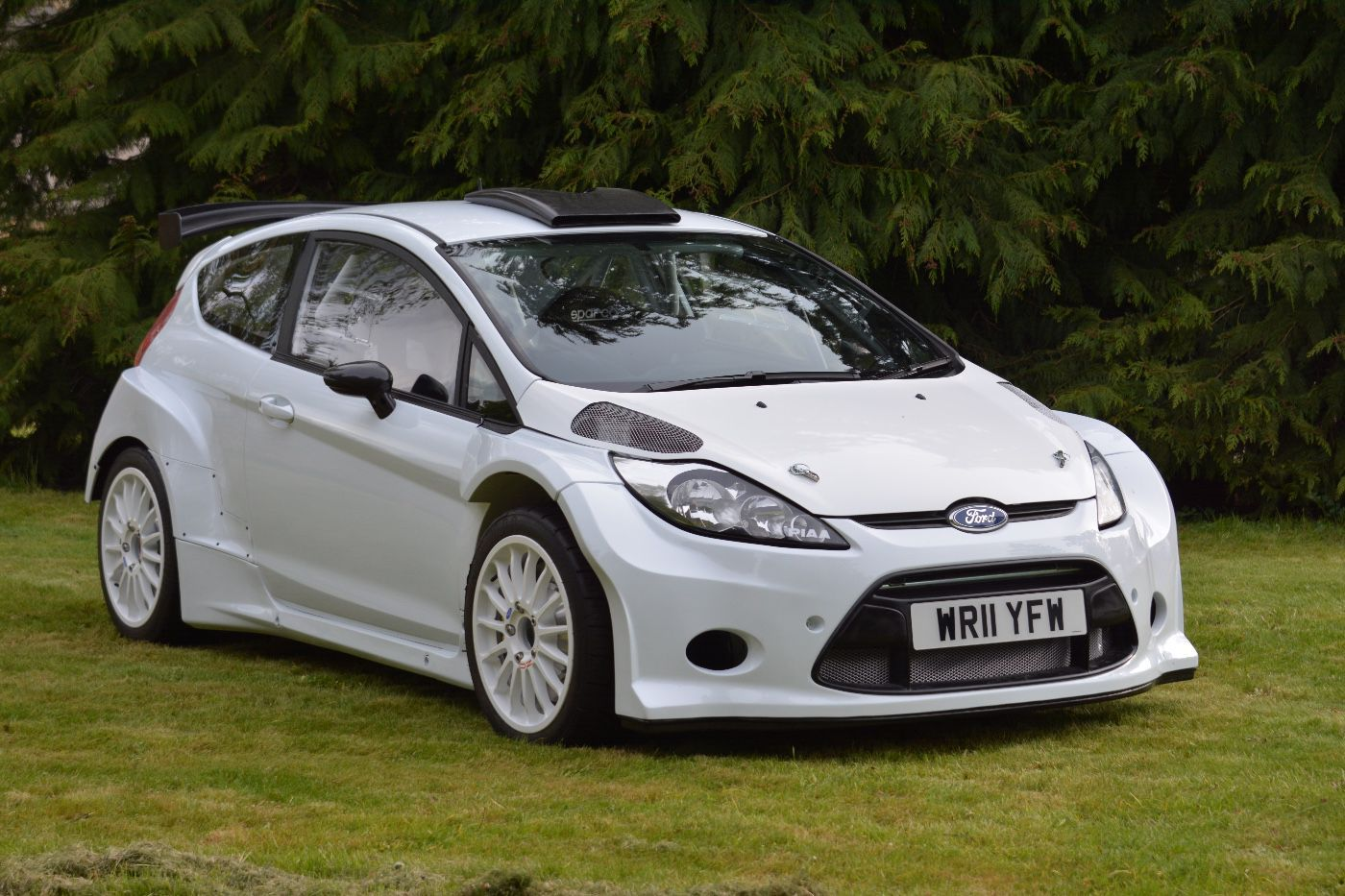 New Build Ford Fiesta V6 4wd Built To A Very High Standard And