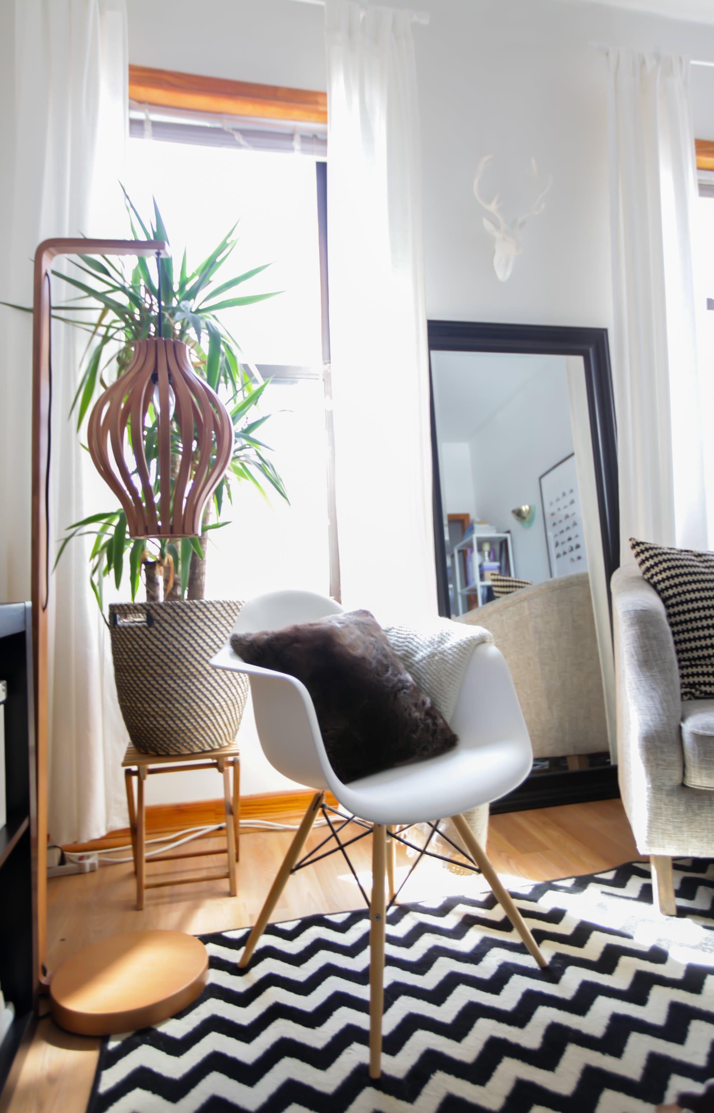 An Avid Craigslister's BlackandWhite Brooklyn Rental Is