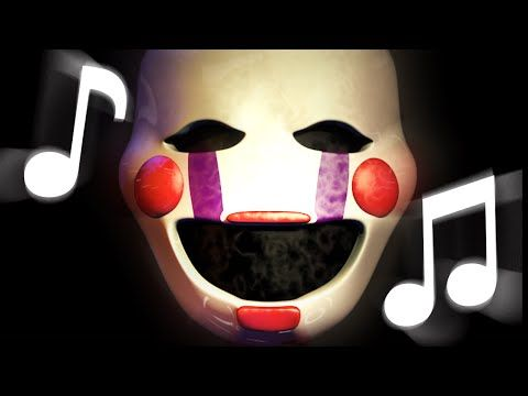 THE PUPPET SONG - Five Nights at Freddy's (A Song By