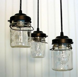 Different Lights Mason Jar Pendant Light Mason Jar Lighting