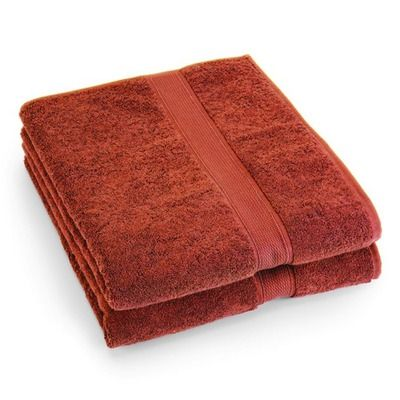 Beautiful love this Rust colored bath towel | For the Home | Pinterest  IZ66