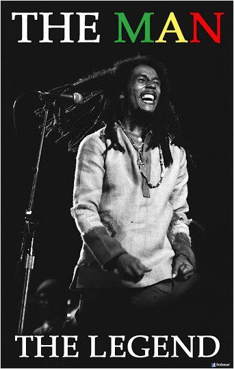 Bob Marley - in pictures