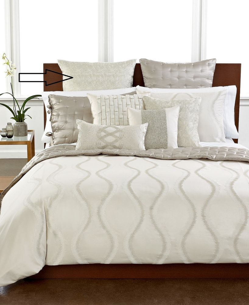 hotel collection finest luster champagne gold euro sham 200 euro