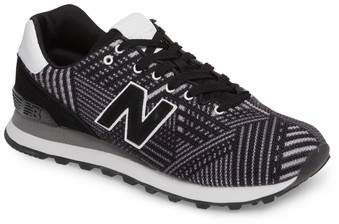 sports shoes 4e82f 66d9e New Balance 574 Beaded Sneaker | New balance | Sneakers, New ...
