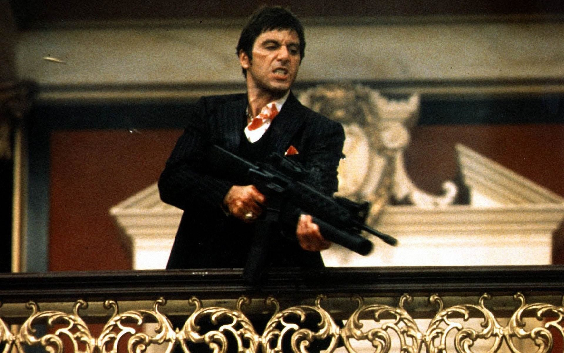 Scarface Wallpaper Hd 72 Images In 2019 Scarface Quotes