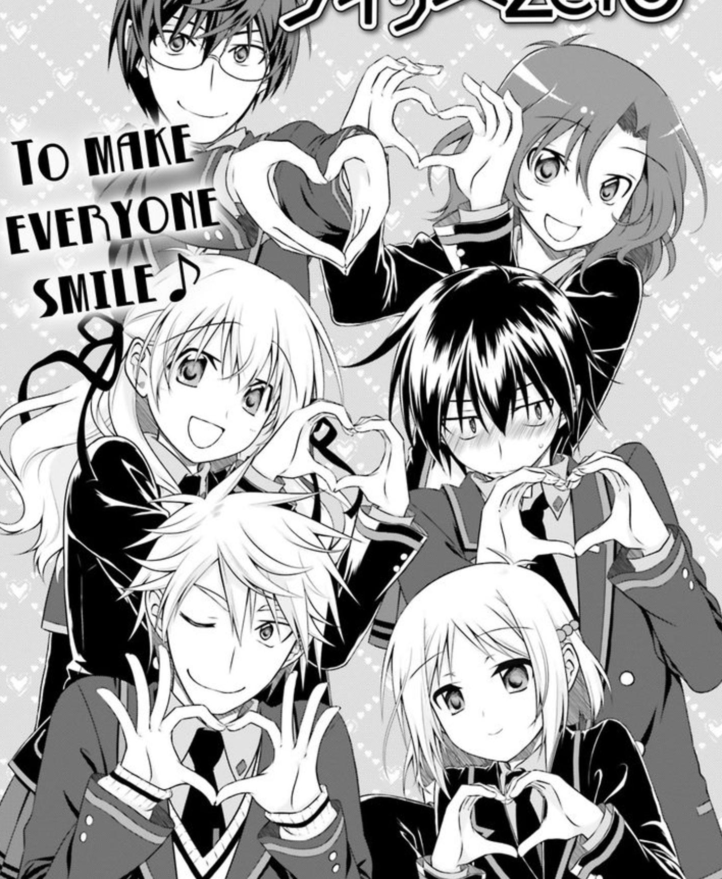 Iris Zero (avec images) Iris, Manga