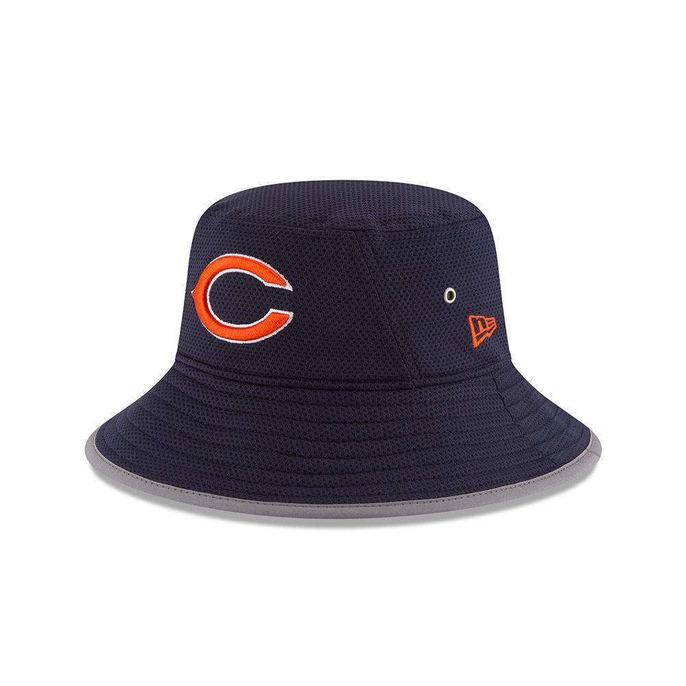 bb9c96ef4 Men's #NFL 2016 New Era Training Camp Sideline Bucket Hat (#Chicago #Bears)  from…