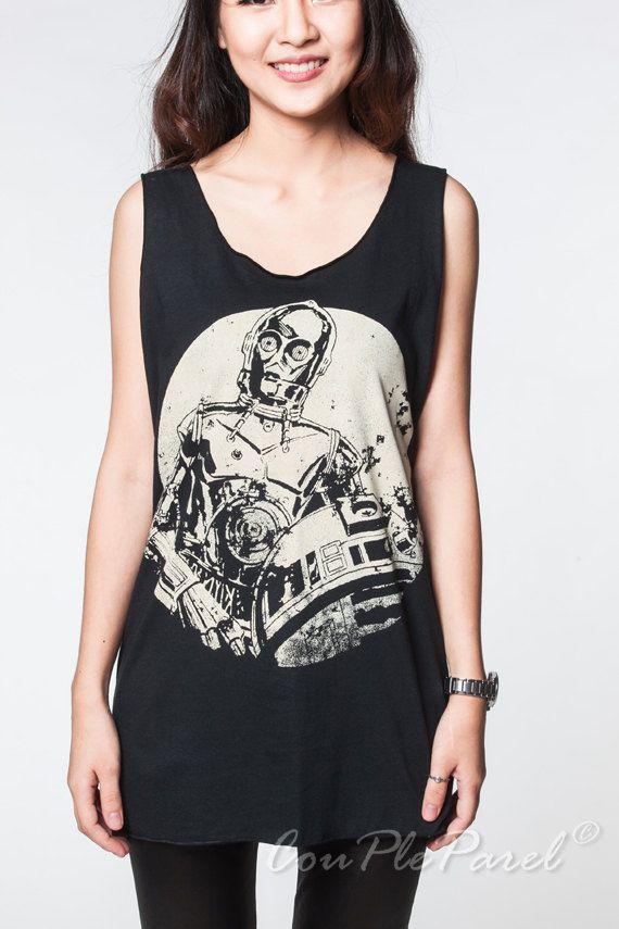 2f064860e468a Star Wars Tshirt · Summer Tank Tops · R2 D2 ·  https   www.etsy.com fr listing 152454751