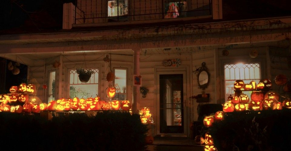 Front Porch Halloween Decor Pinterest Front porches, Porch and - front porch halloween decorations