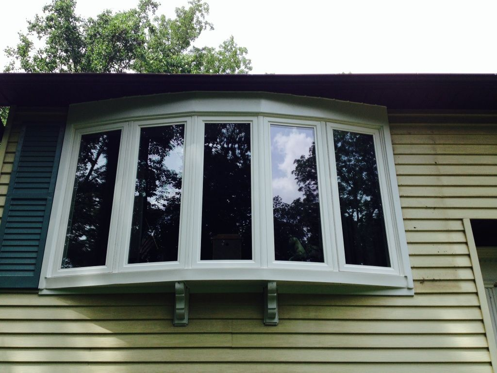 New Vinyl Replacement Windows Installed By Keystone Window Of Pennsylvania