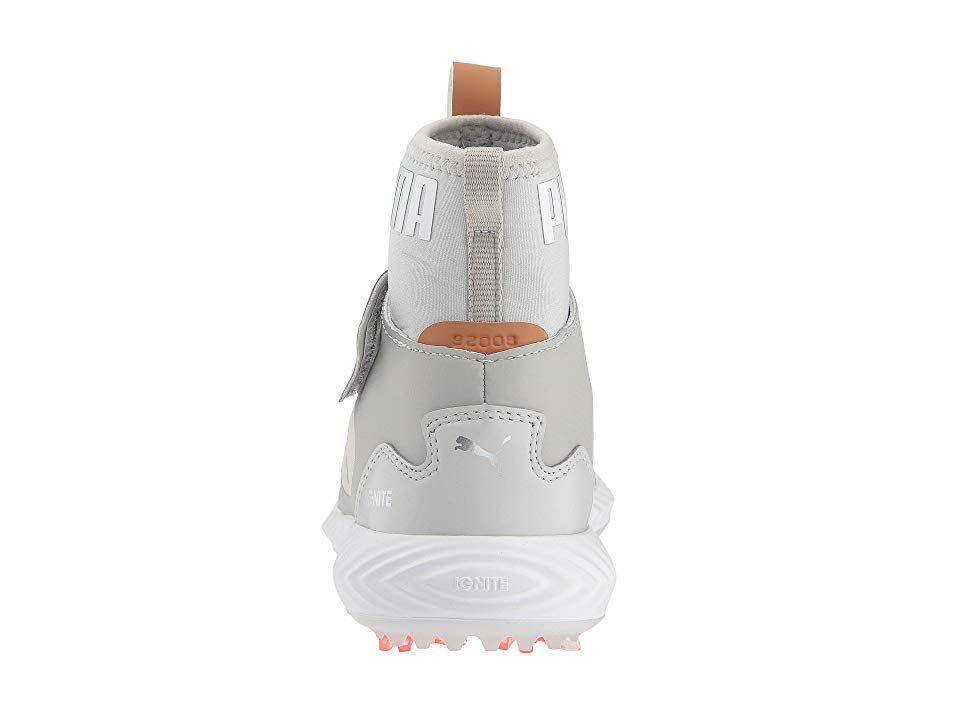 84d35be0b22f PUMA Golf Ignite Power Adapt Hi-Top Jr (Little Kid Big Kid) Men s ...