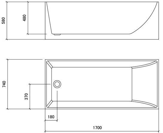 hauteur baignoire encastrable recherche google. Black Bedroom Furniture Sets. Home Design Ideas