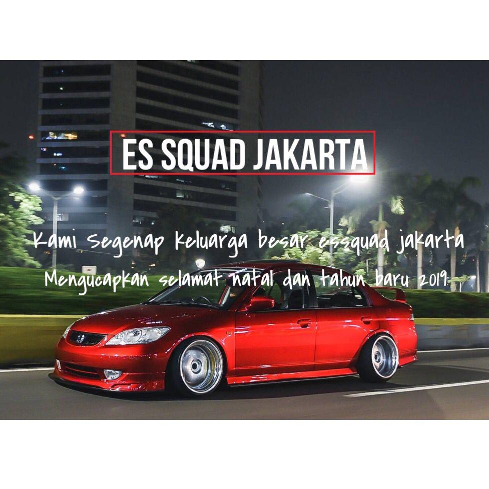 Essquad indonesia Indonesia, Selamat natal
