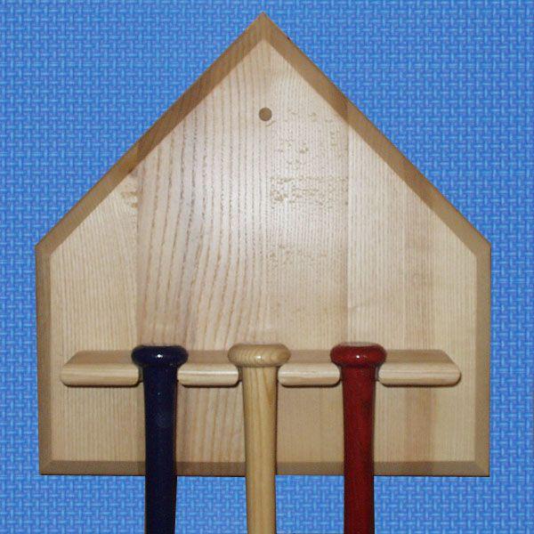 Baseball Bat Display Jakki Decorating Baseball Bat