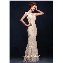 Vestidos de festa longo renda comprar online