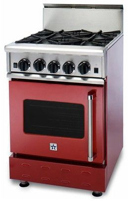 Rnb244bv2n Bluestar 24 Freestanding Natural Gas Range 4 Burners Stainless Steel Freestanding Ranges Apartment Size Appliances Kitchen Trends