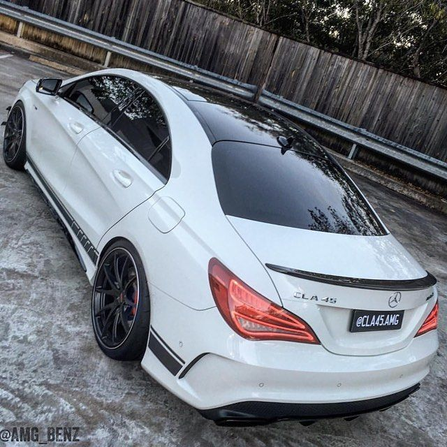 Mercedes Benz Cla 250 4matic Shooting Brake Amg Sports Package