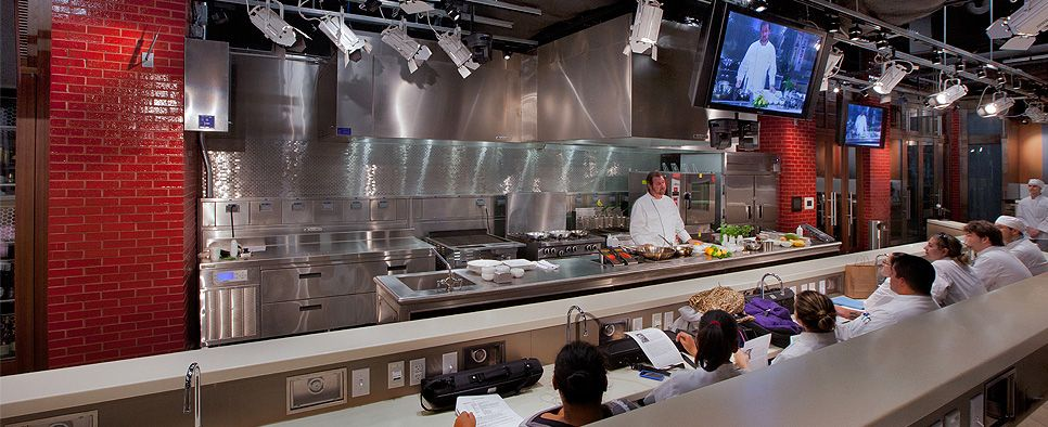 Cooking Education Institutes Architecture   · School ArchitectureMiami  FloridaPhoto ...