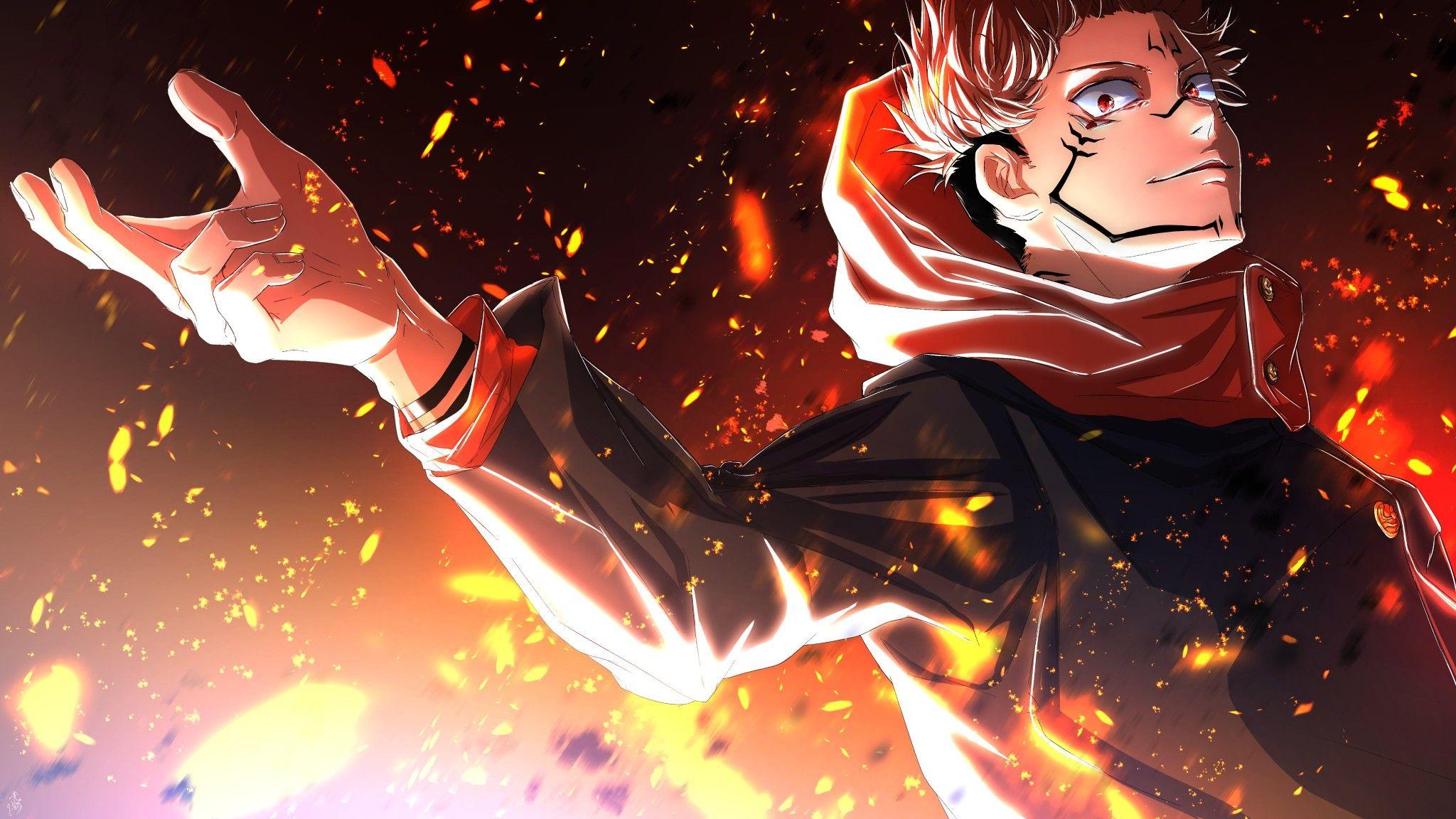 Save Follow Jujutsu Kaisen In 2021 Anime Tapete Jujutsu Bilder