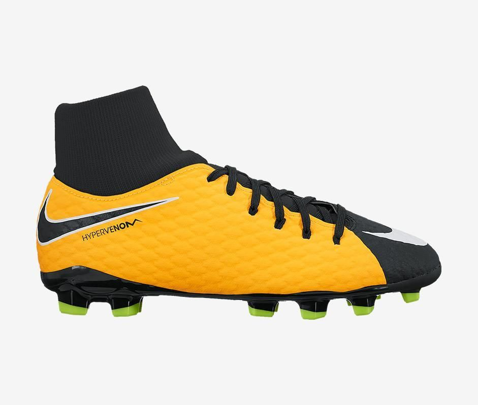 new arrival 763d4 ecebf Built with a mesh upper and Dynamic Fit collar Kids' Nike Jr. Hypervenom  Phelon