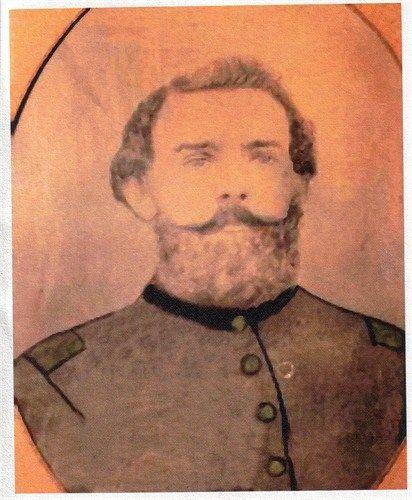 Richard W. Hastings, Company F, 120th Indiana Infantry
