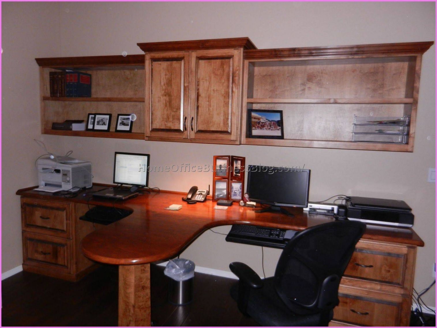 2 Person Desk Home Office Furniture Set Check More At Http