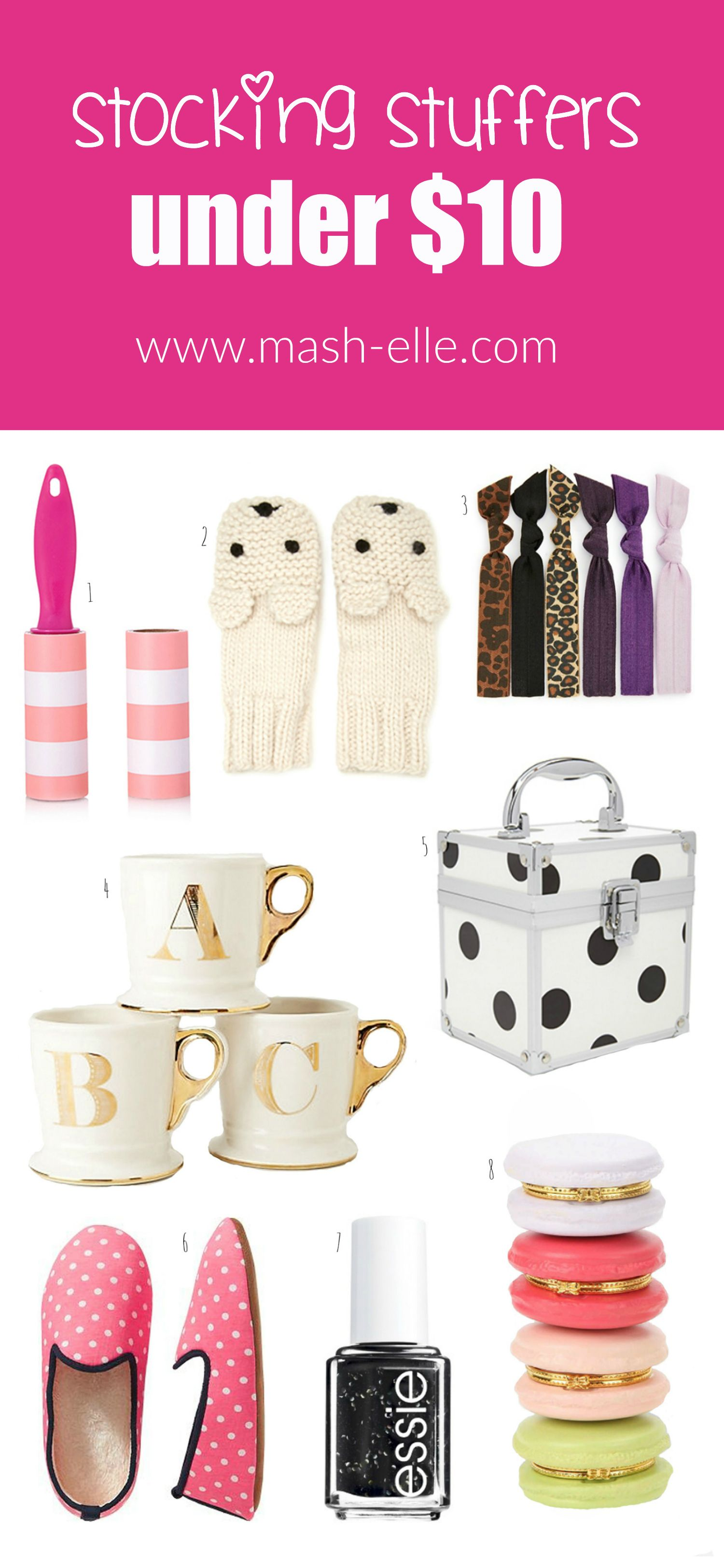 Stocking Stuffers for Her Under 10 InfluenceHer