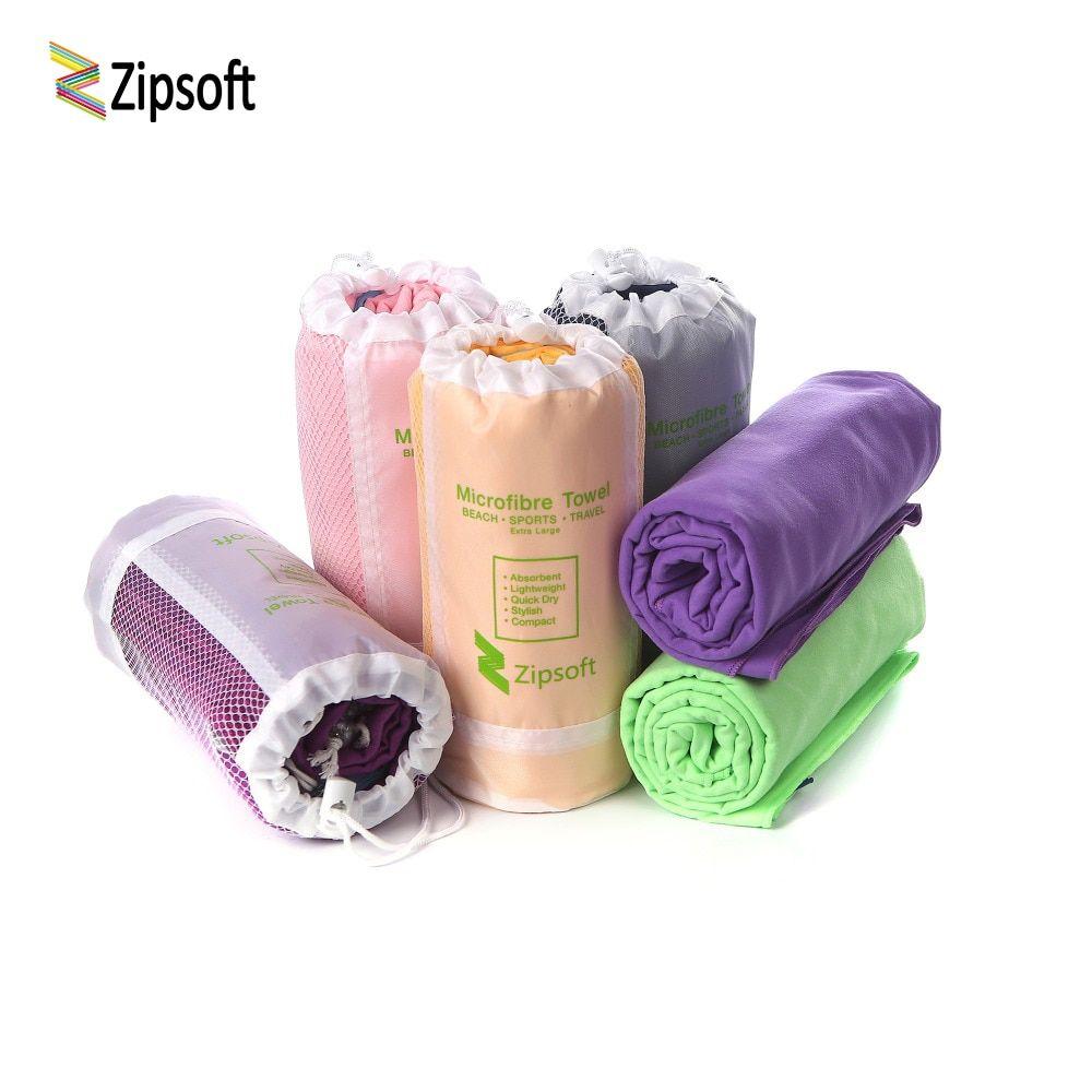 Microfiber Bath Large Towel Travel Gym Camping Sports Yoga Beach Quick Dry Towel