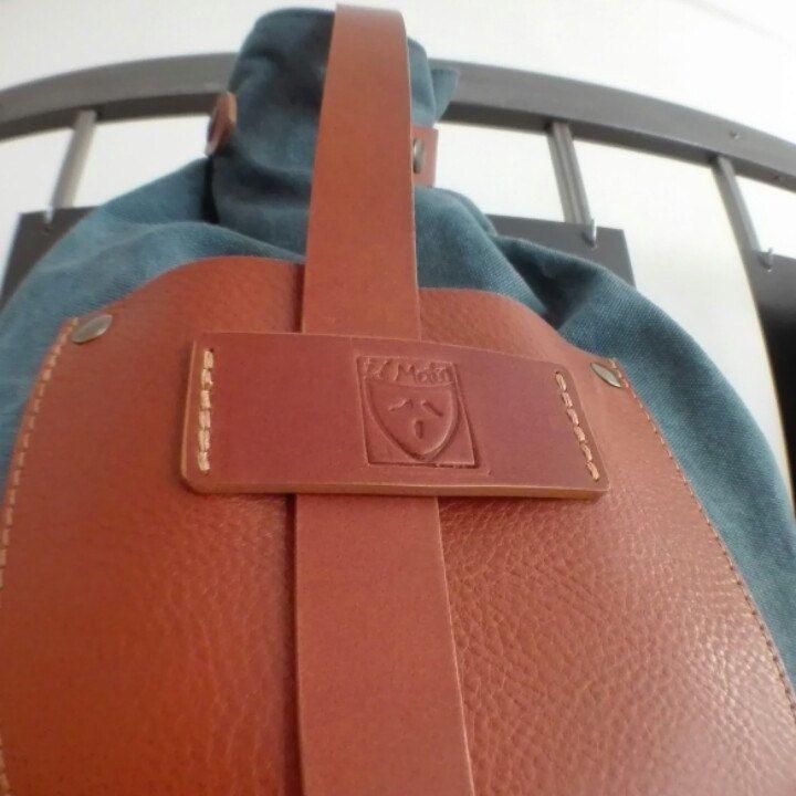 Bottiglito backpack!!!!!by el Mato