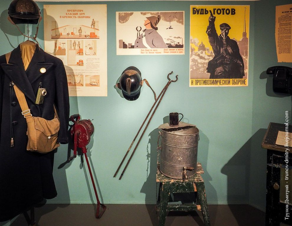 The Museum of the siege of Leningrad 04