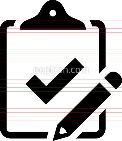 Clipboard Task Pixel Perfect Icon Business Icon Icon Office Icon