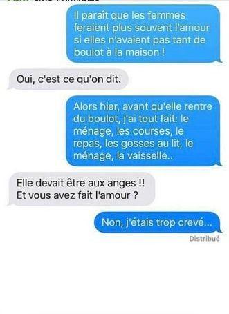 SMS d'amour et Messages drôles | Message drole, Sms drôles et Blague sms