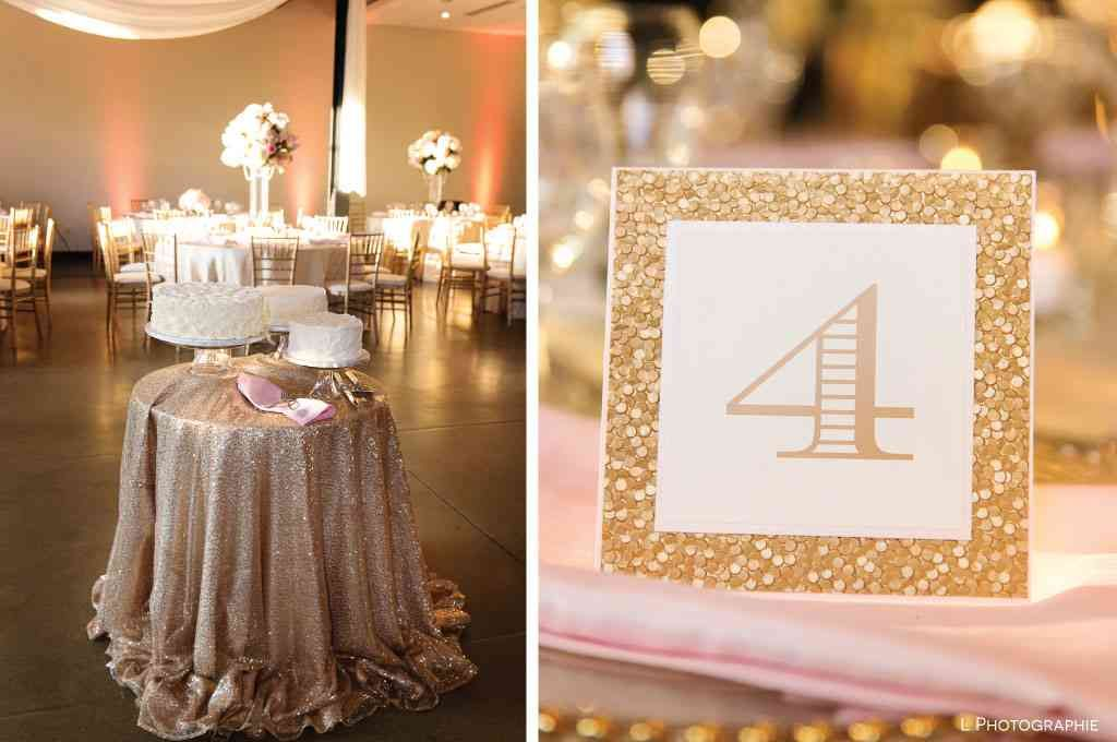 Elegant tables decorated with table linens and folded napkins & Elegant tables decorated with table linens and folded napkins ...