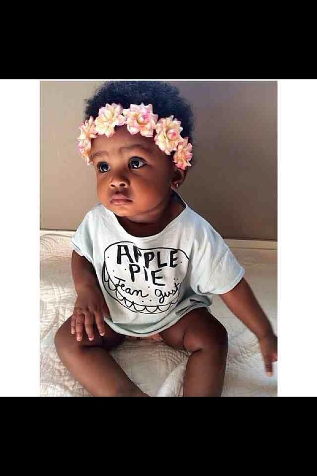 African Boy Names: Cute Black Babies; So Adorable