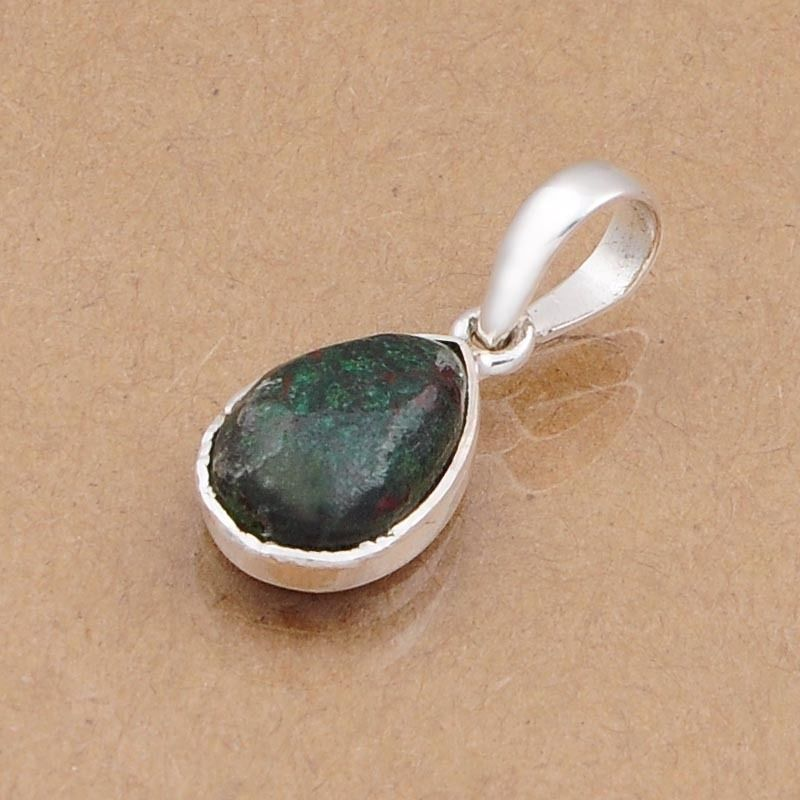 Chrysocolla 925 solid sterling silver pendant jewelry 151g djp4262 chrysocolla 925 solid sterling silver pendant jewelry 151g djp4262 handmade pendant aloadofball Choice Image