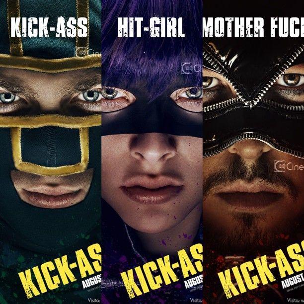 Kick ass kicks assss!!!!