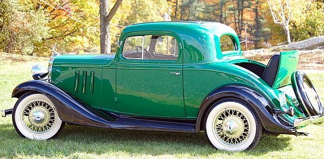 1933 Chevrolet Maintenance/restoration of old/vintage vehicles: the material for new cogs/casters/gears/pads could be cast polyamide which I (Cast polyamide) can produce. My contact: tatjana.alic@windowslive.com