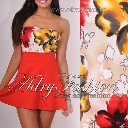 5640c0a79e Warp Zone loknis női szoknya | SZOKNYA | Strapless Dress, Dresses és ...