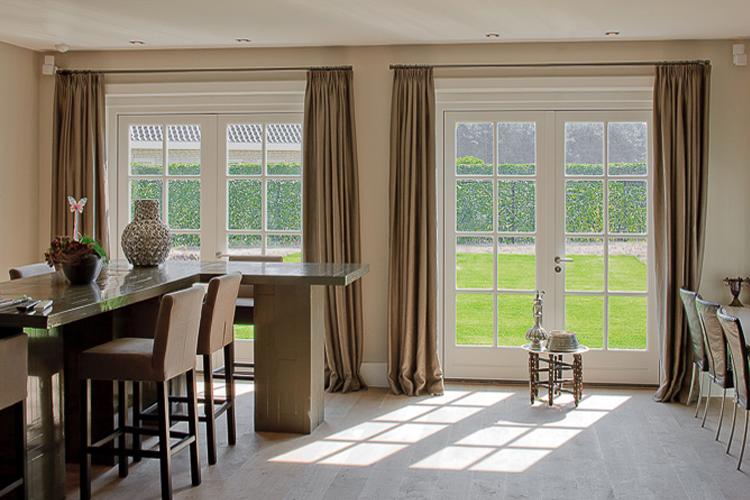 Best Gordijnen Voor De Woonkamer Contemporary - House Design Ideas ...