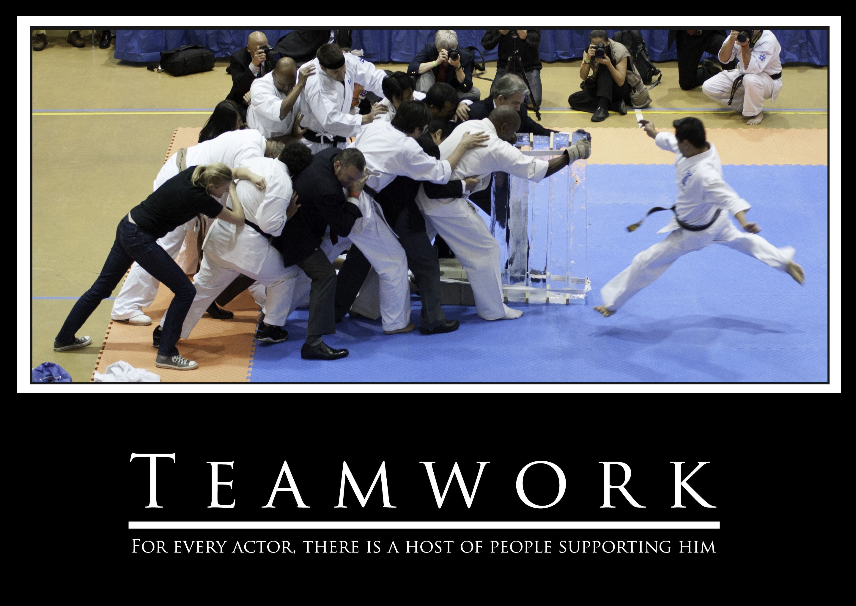 Funny Motivational Quotes For Teamwork Funny