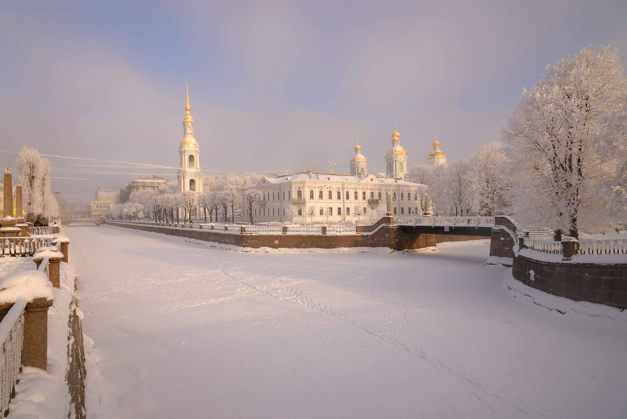 Зимний санкт-петербург картинки города