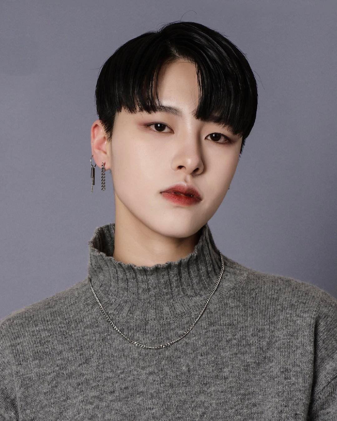 nice korean haircut and hairstyle