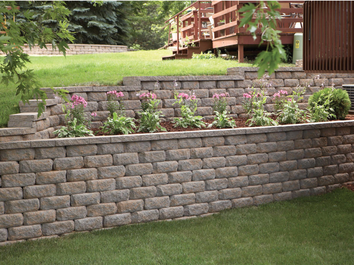 Most up-to-date Photographs terraced Retaining Walls Strategies Should you have an outdoor in the Knoxville location, odds are you have found it quite a job for you to surrou...  #Photographs #Retaining #Strategies