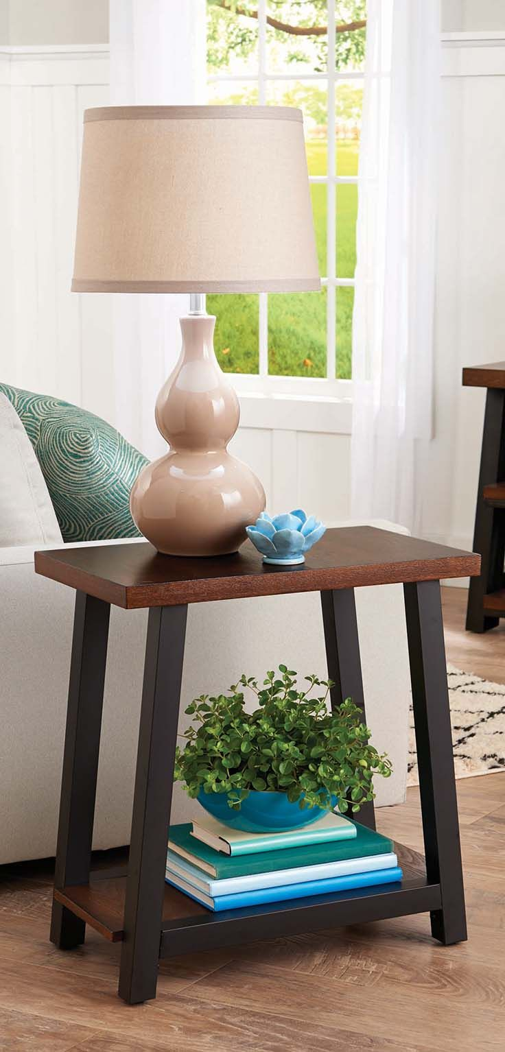 Superieur Better Homes And Gardens Mercer Side Table